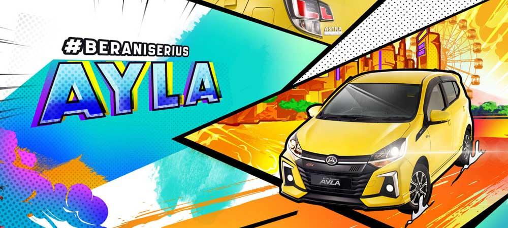 Promo Daihatsu Ayla Di Jember