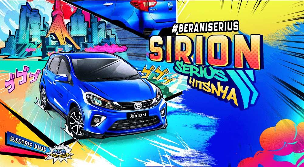 Promo Daihatsu Sirion Di Jember